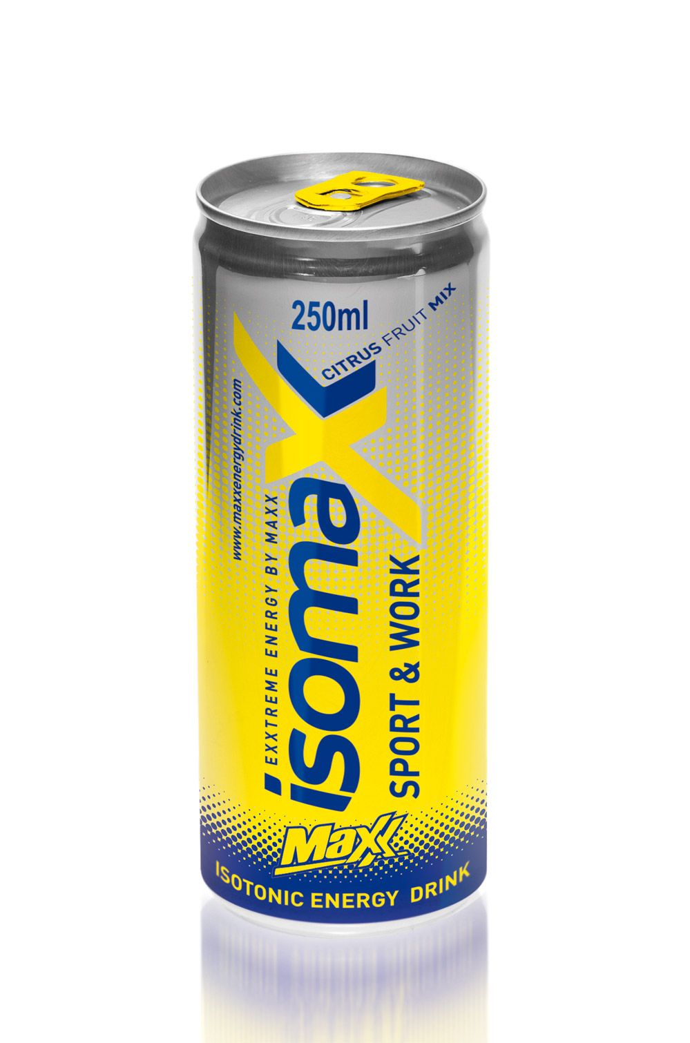 Maxx Isomaxx 250 ml - citrus fruit mix