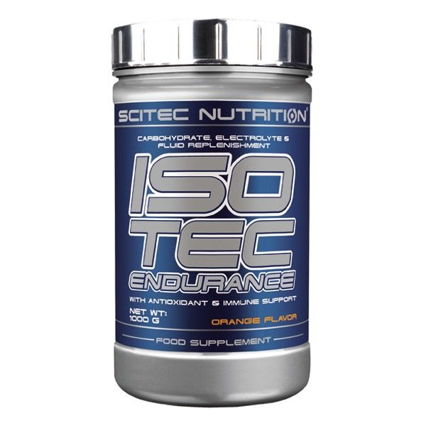 Scitec Nutrition IsoTec 1000 g - lemon ice tea