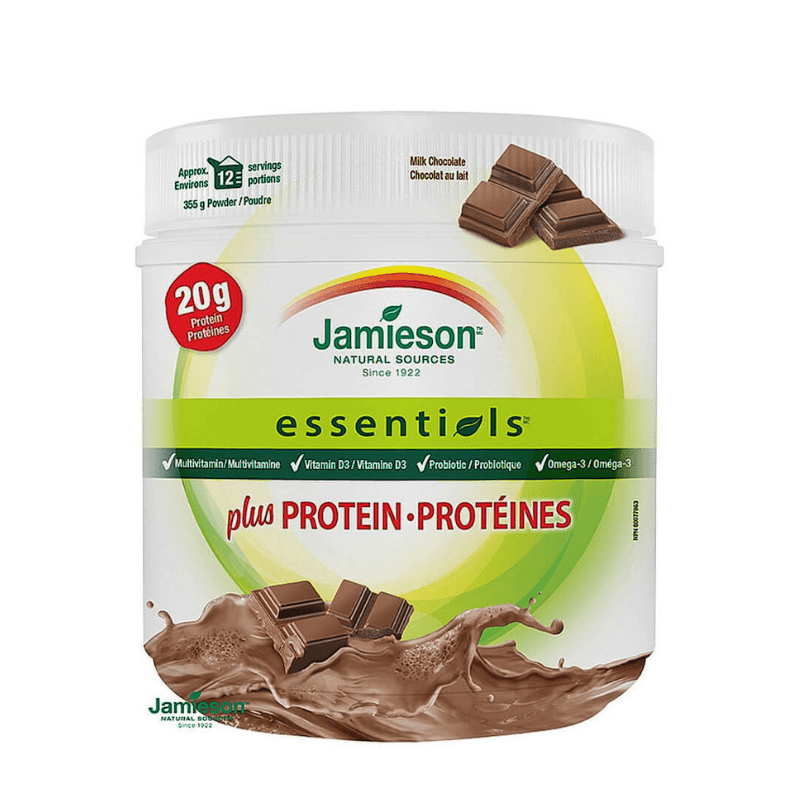Protein Essentials - Jamieson - Chocolate