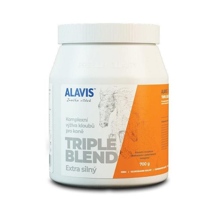 Komplexní kloubní výživa Triple Blend Extra Silný 700 g bez příchuti - Alavis