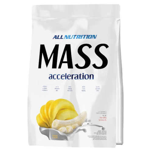 All Nutrition MASS Acceleration 3000 g - chocolate