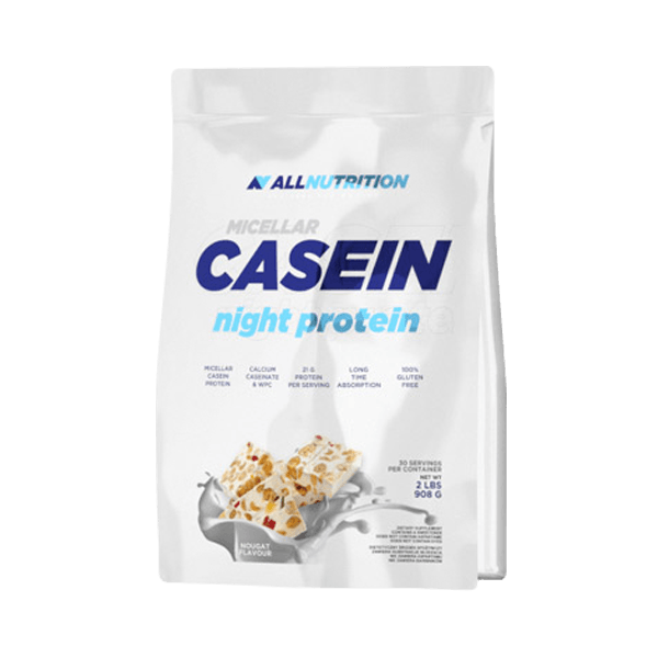 All Nutrition Micellar Casein 908 g - strawberry