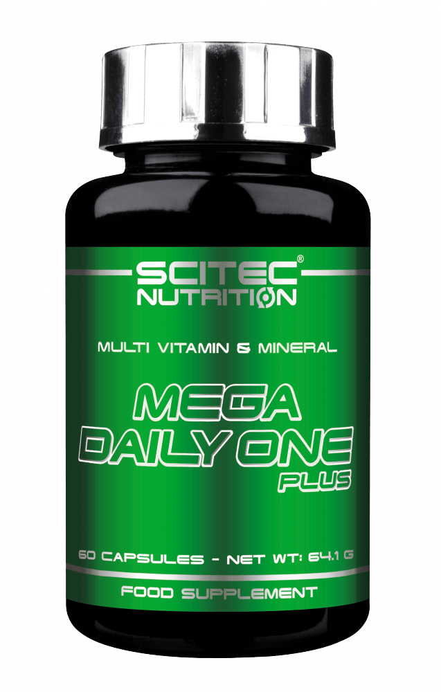 Scitec Nutrition Mega Daily One Plus 60 kapsúl