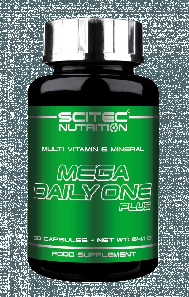 Scitec Nutrition Mega Daily One Plus 60 kapsúl