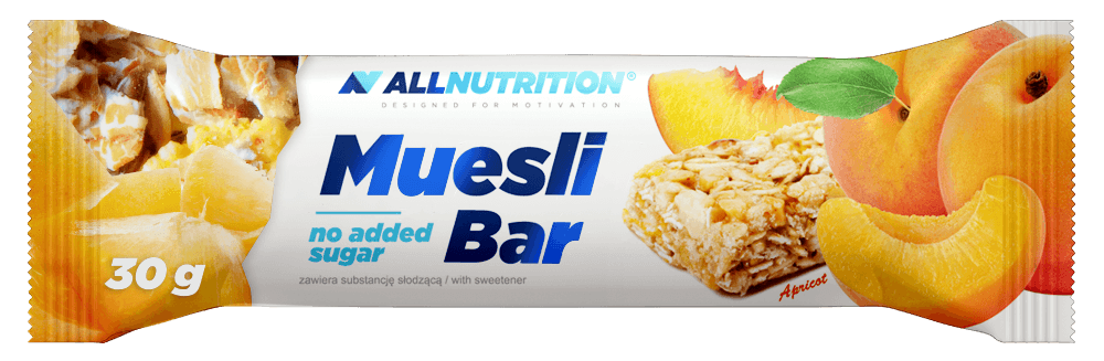 All Nutrition Muesli Bar 30 g