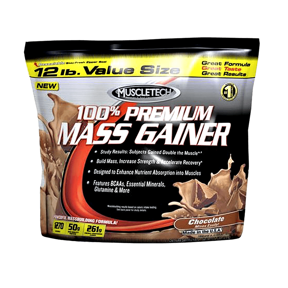 Muscletech 100% Premium Mass Gainer 5400 g.