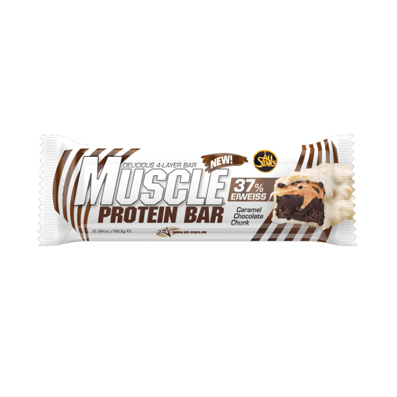Proteinová tyčinka Muscle Protein Bar 80 g - All Stars