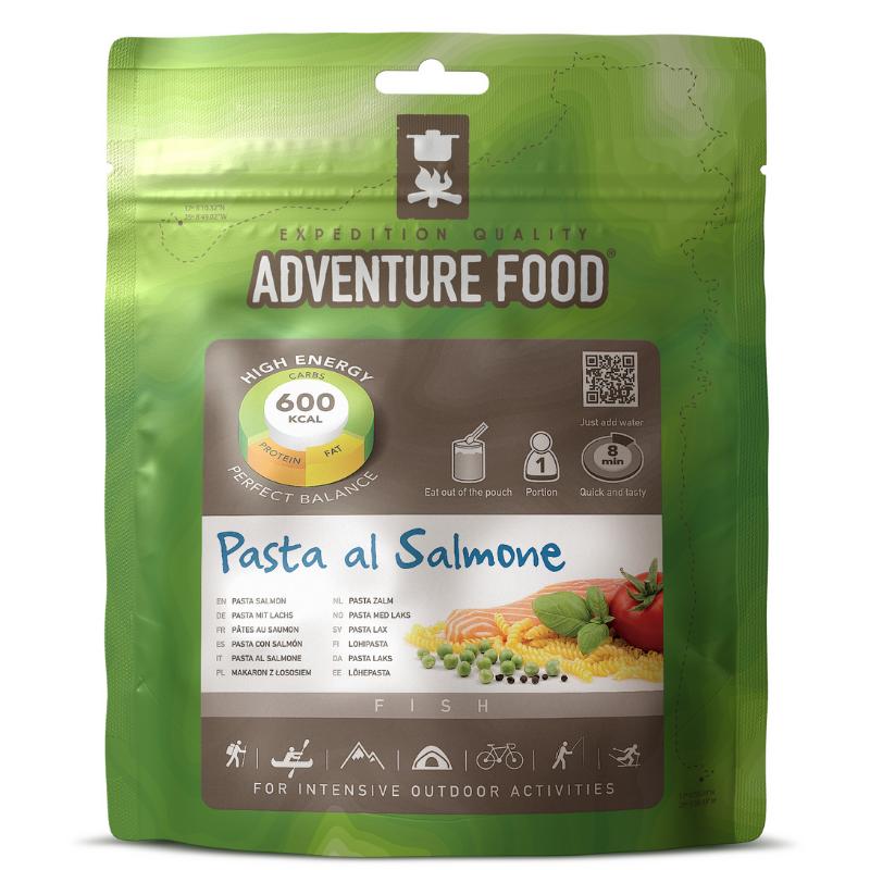 Levně Těstoviny al Salmone 147 g - Adventure Food