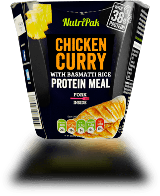Nutripak Protein Meal 300 g - pineapple chicken