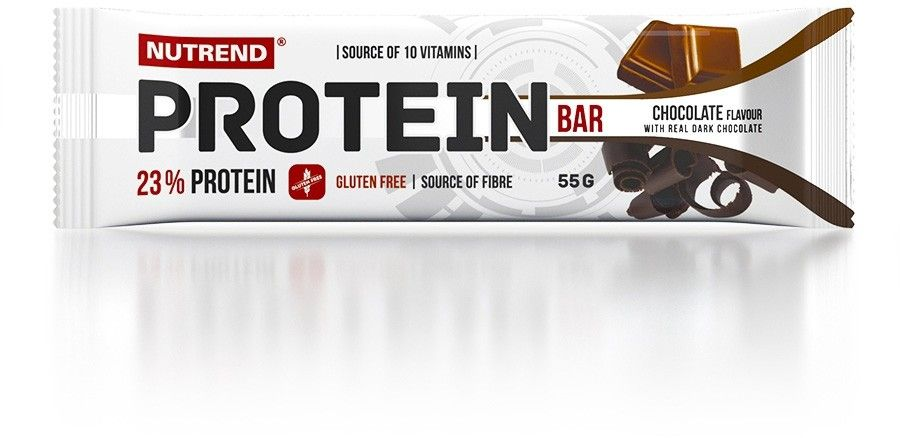 NUTREND Protein Bar 55g - chocolate