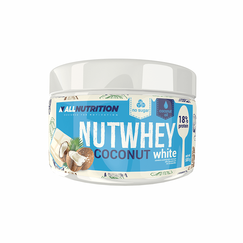 All Nutrition NutWhey Coconut White