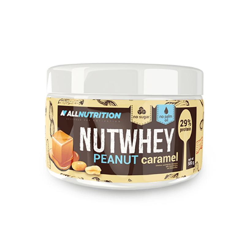 All Nutrition NutWhey Peanut 500 g - caramel