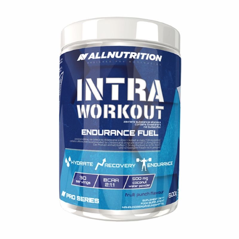 All Nutrition Intra Workout 600 g - fruit punch