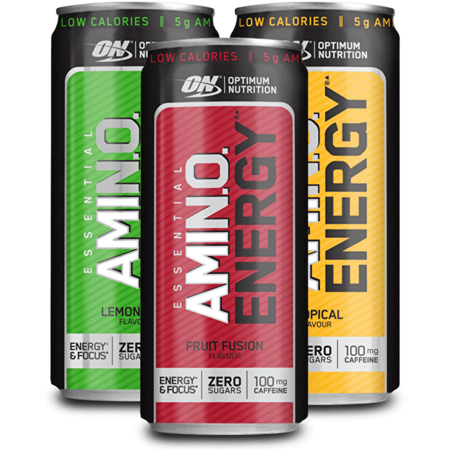 Optimum Nutrition Amino Energy RTD 330 ml - fruit fusion