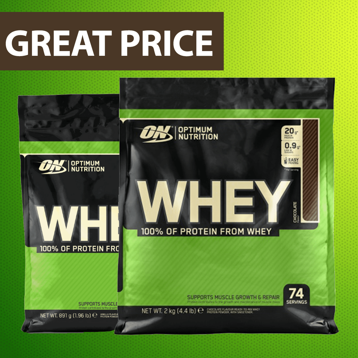 Optimum Nutrition Proteín Whey