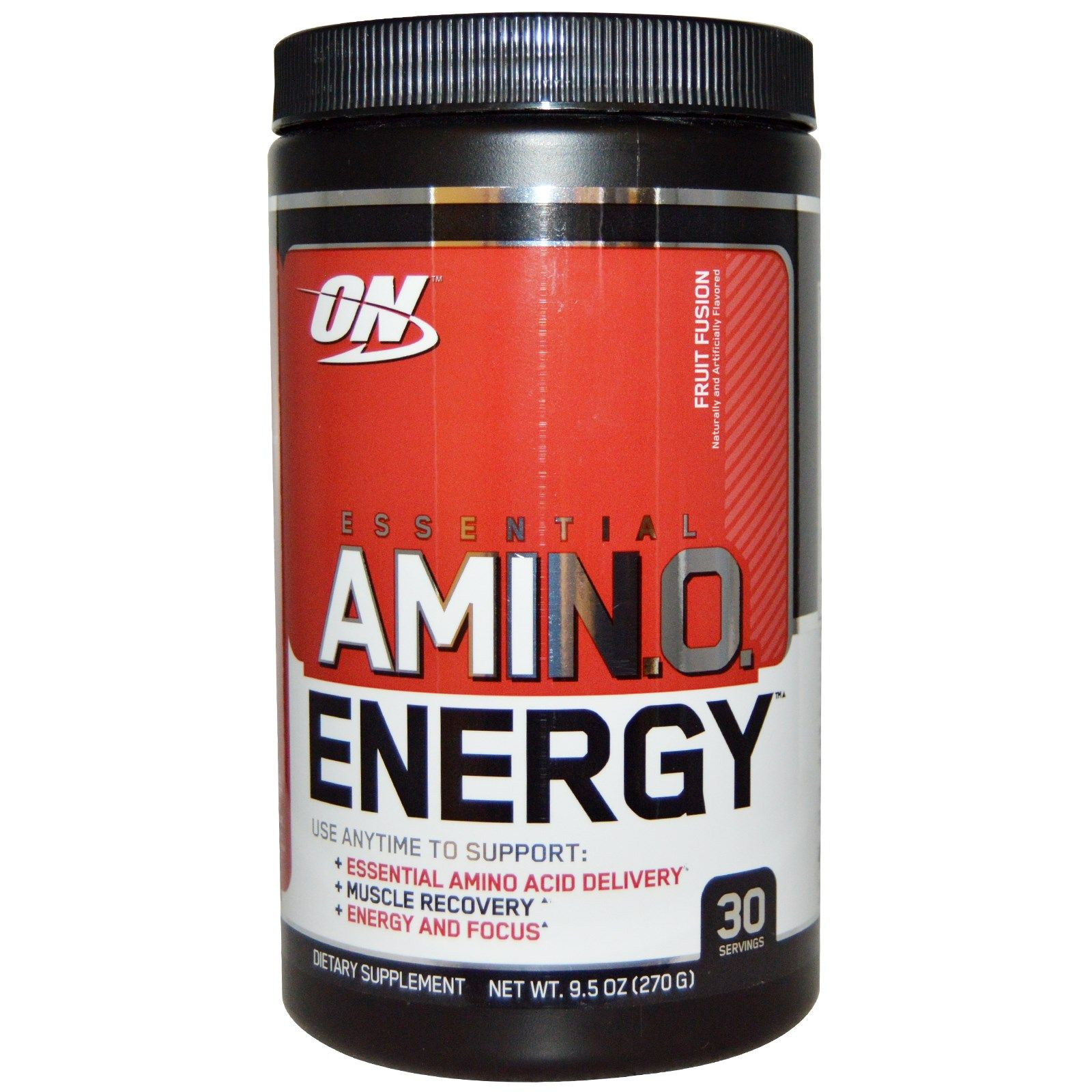 Aminokyseliny Amino Energy 270 g - Optimum Nutrition - peach cranberry