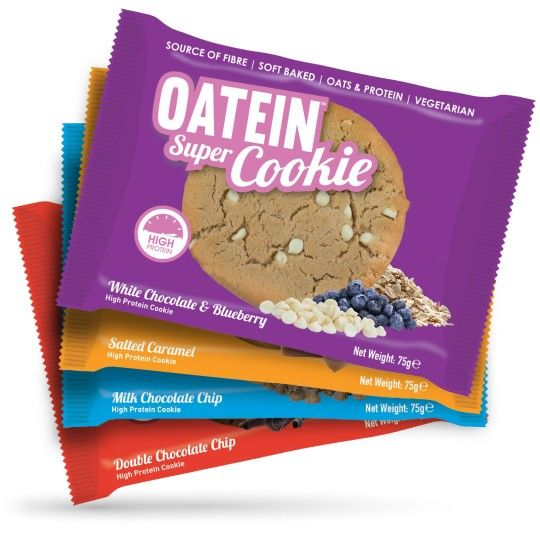 Oatein Super Cookie 75 g - double chocolate chip