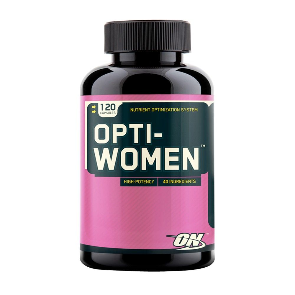 Optimum Nutrition Opti-Women - 60 kapsúl