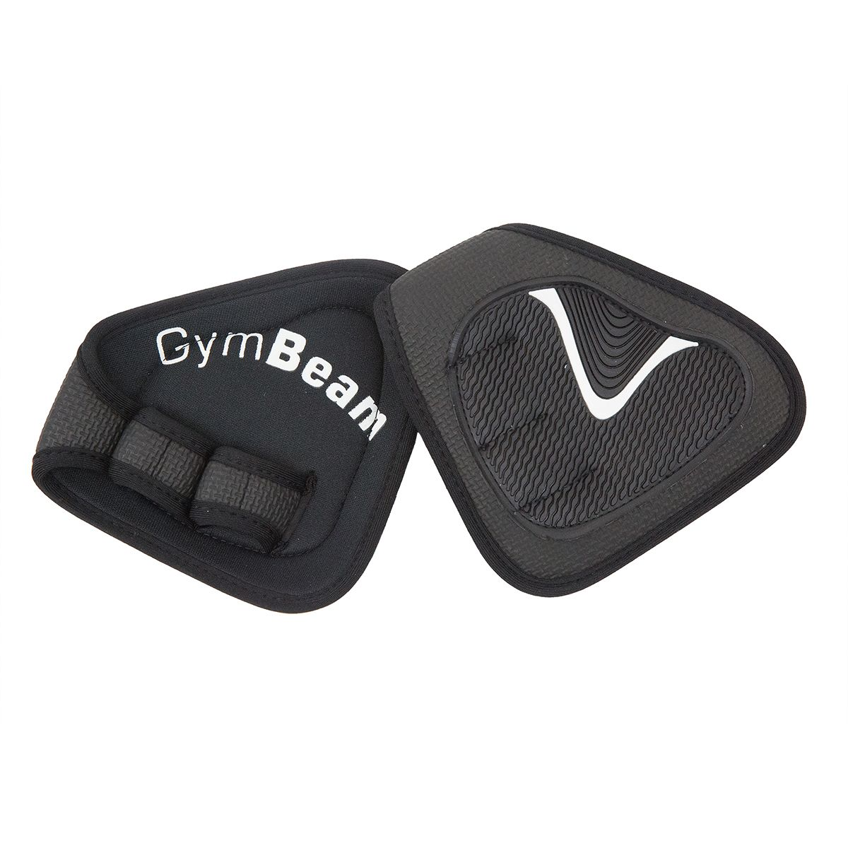 Gripy na ruce Gripper Pads - Gym Beam - black