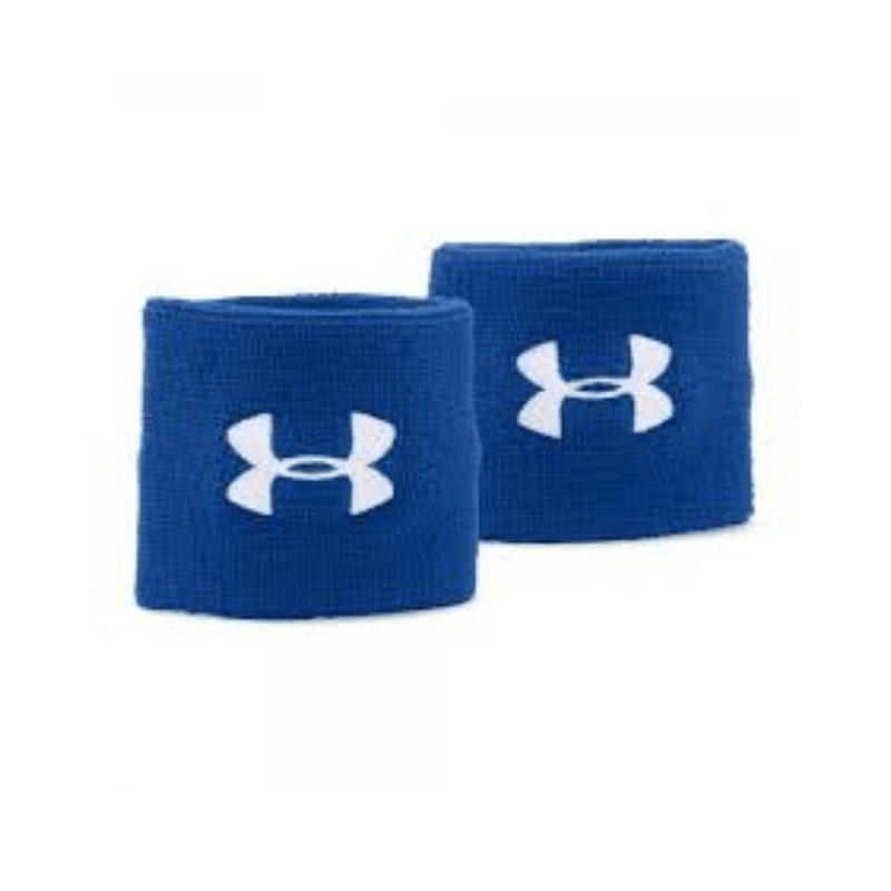Potítka Performance Wristbands Blue - Under Armour