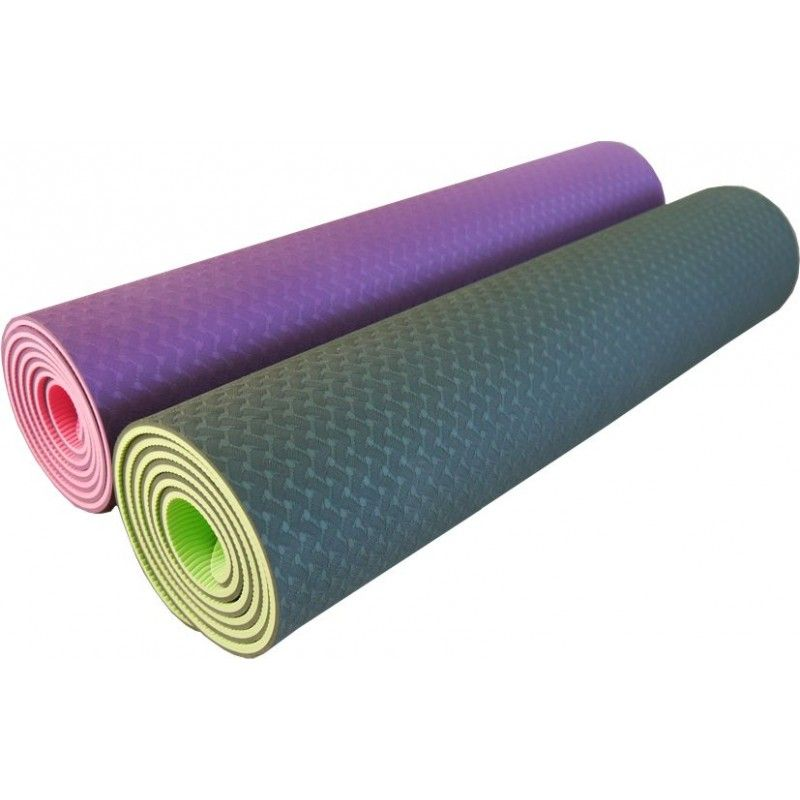 Podložka na cvičenie Yoga Mat Premium PS-4060 - Power System - purple