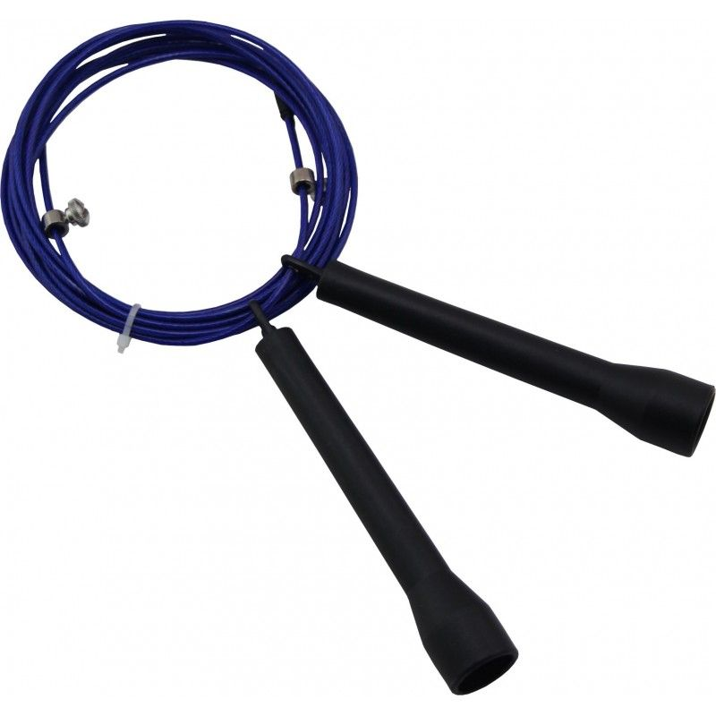 Švihadlo CrossFit Jump Rope PS-4033 - Power System - black