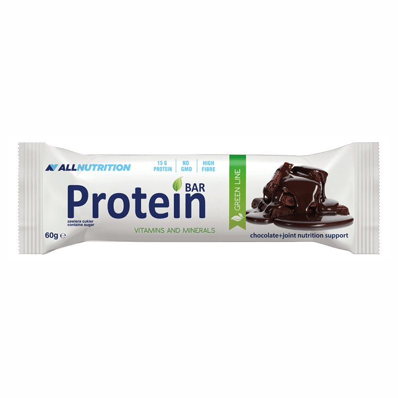 All Nutrition Protein Bar 60 g - chocolate