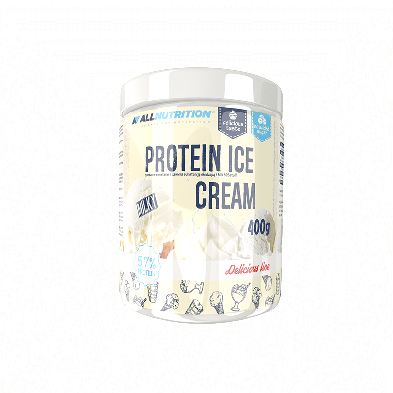 All Nutrition Protein Ice Cream 400 g - Cream