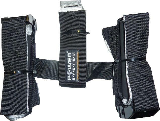 Závesný systém PSX Power Training Set PS-4020 - Power System - black/grey