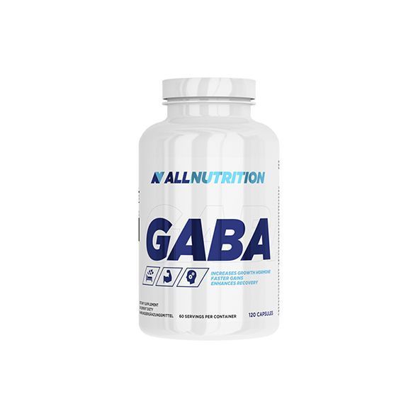 All Nutrition Gaba 120 kaps