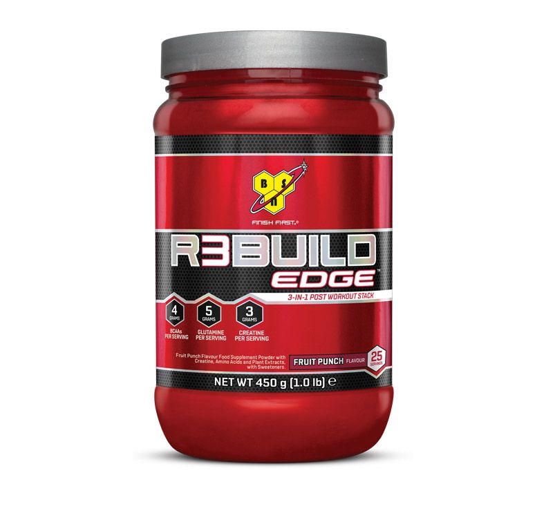 BSN R3Build Edge 450 g - fruit punch