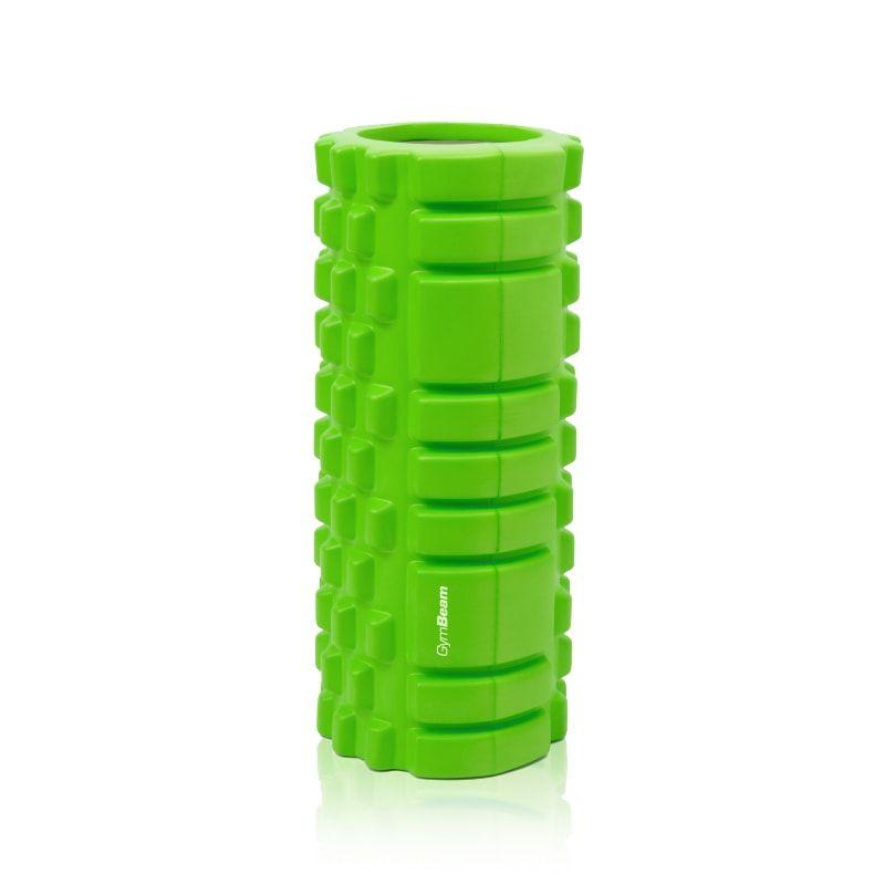 Válec na cvičení Fitness Roller Green - GymBeam