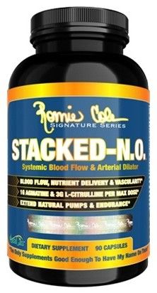 Ronnie Coleman Stacked N.O. 90 tabliet
