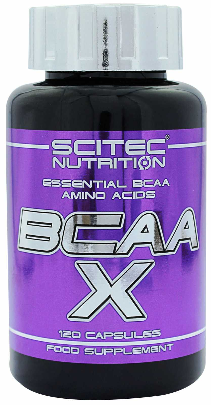 Scitec Nutrition BCAA-X 120 tabliet