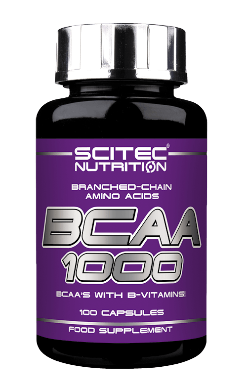 Scitec Nutrition BCAA 1000 300 tabliet