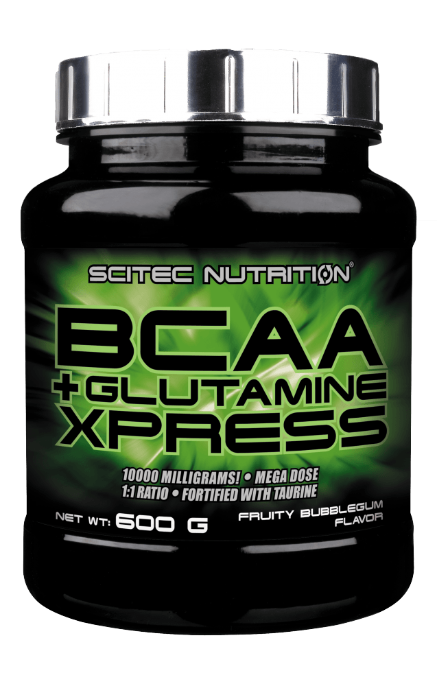 Scitec Nutrition BCAA  Glutamine Xpress 600 g - fruity bubblegum