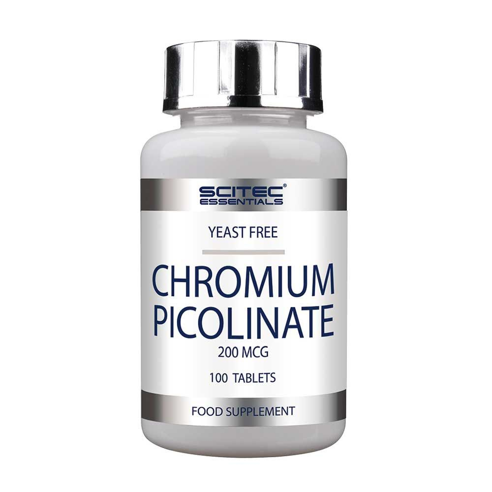 Chromium Picolinate 100 tab - Scitec Nutrition