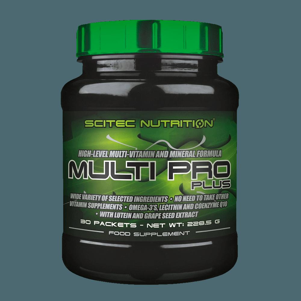 Multi Pro 30 sáčkov - Scitec Nutrition-30 sáčkov