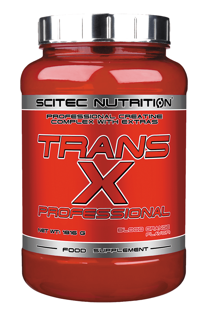 Scitec Nutrition Trans-X Professional 1816 g - blood orange