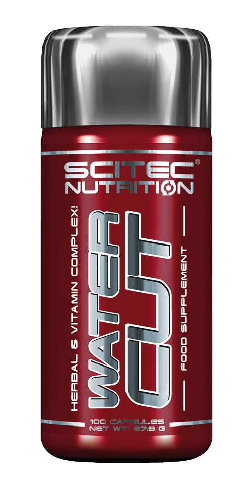 Water Cut 100 kaps - Scitec Nutrition