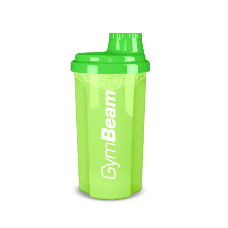 Šejker zelený 700 ml - GymBeam