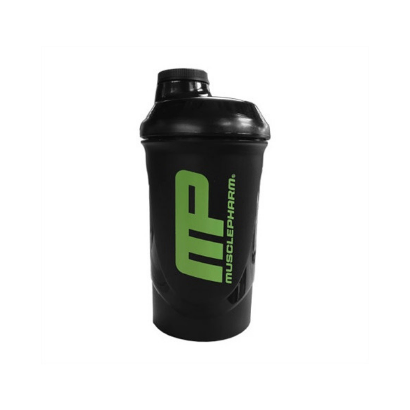 Šejker čierny 600 ml - Muscle Pharm