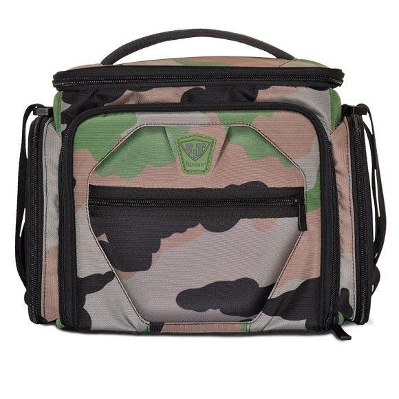 Športová taška na jedlo The Shield Camo - Fitmark - camo