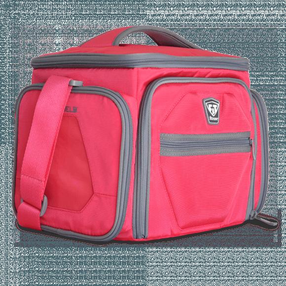 Športová taška na jedlo The Shield Pink - Fitmark
