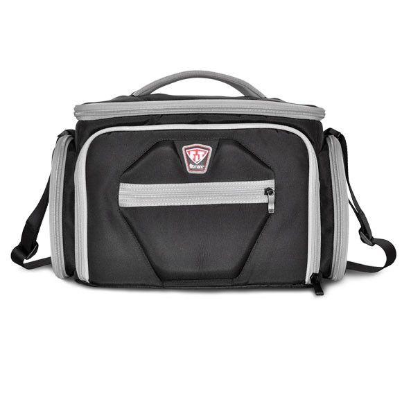 Športová taška na jedlo The Shield LG Black - Fitmark - čierna