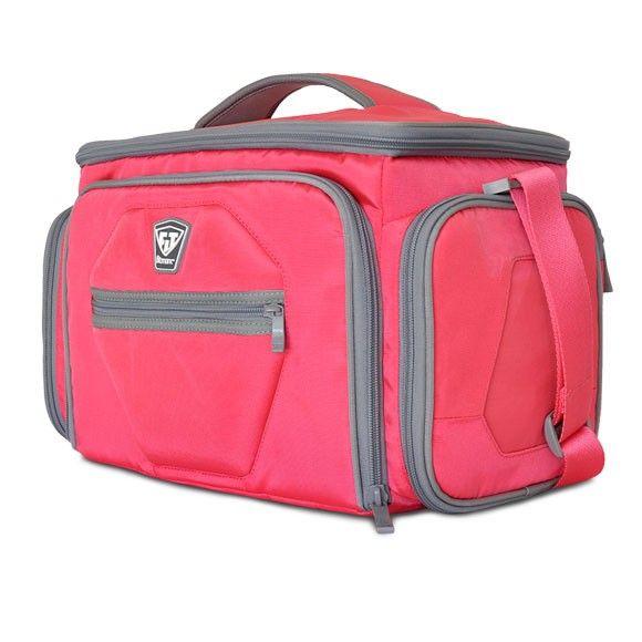 Športová taška na jedlo The Shield LG Pink - Fitmark - pink