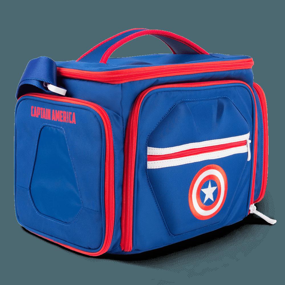 Taška na jedlo The Shield Captain America - PerfectShaker