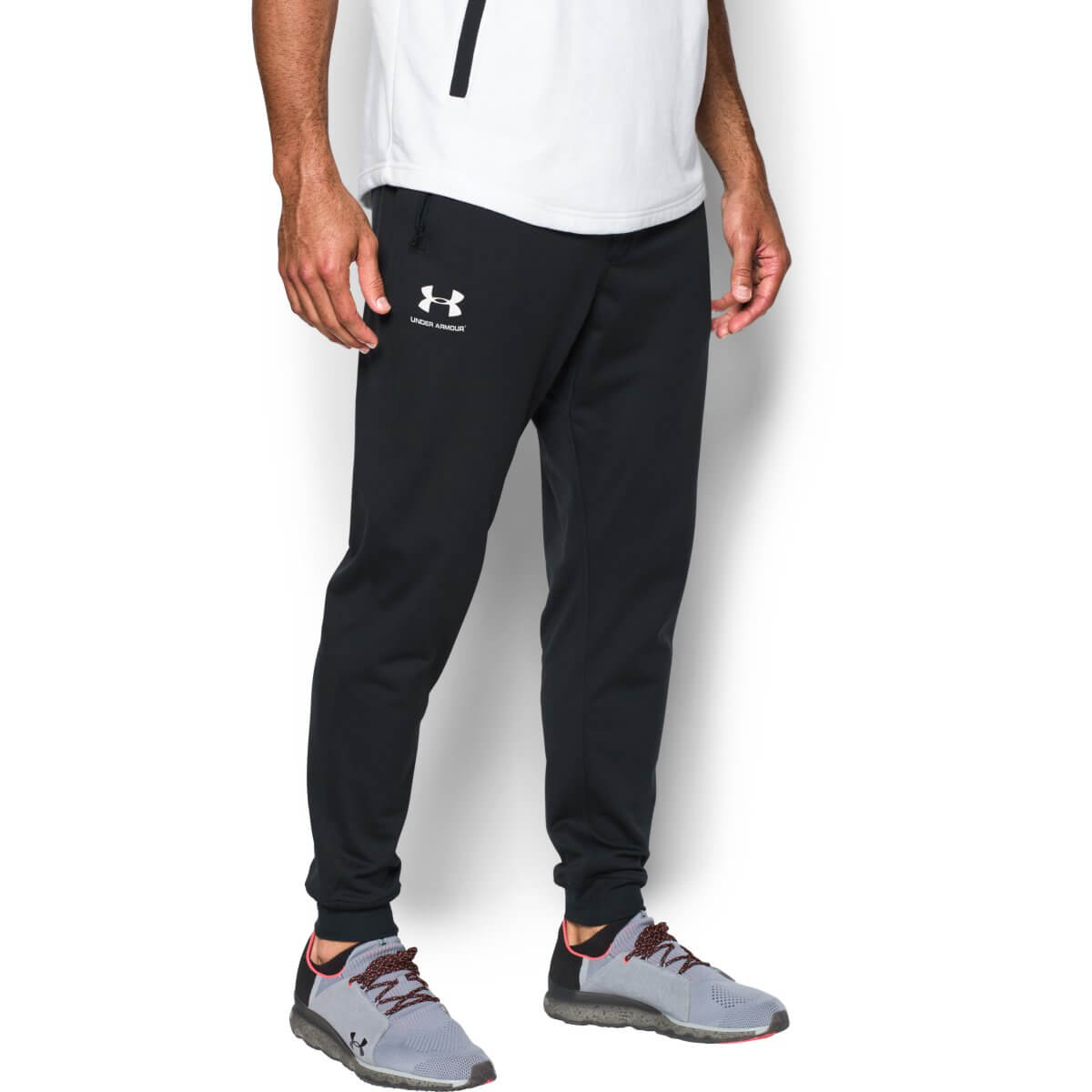 Under Armour Sportstyle Tricot Jogger Black L
