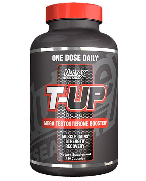 Nutrex T-UP Black 120 tabliet