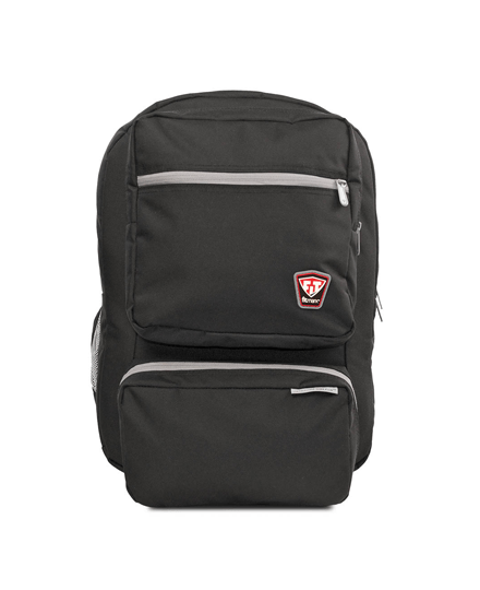 Taška na jedlo Transporter Backpack Black - Fitmark